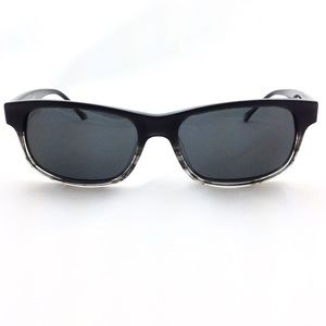 Fossil Brand Gray & Black Sunglasses